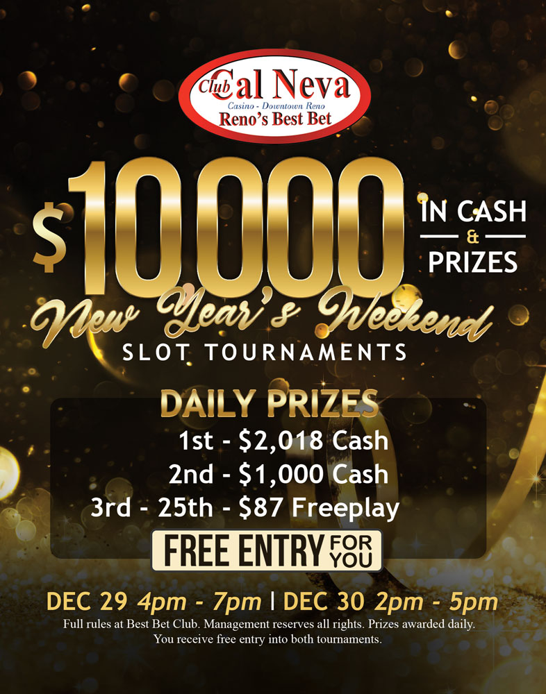 $10,000 New Year's Weekend Giveaway
