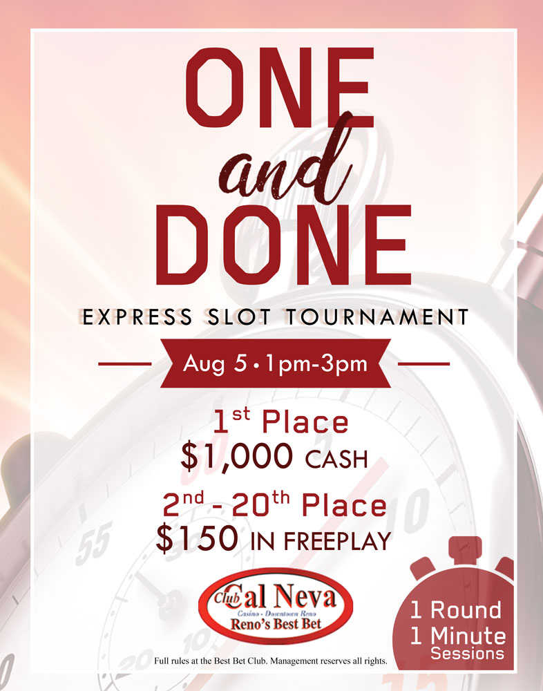 Express Slot Tournament