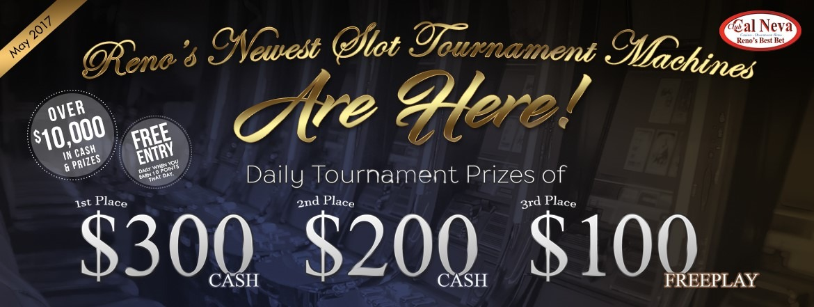 Slot Tournaments