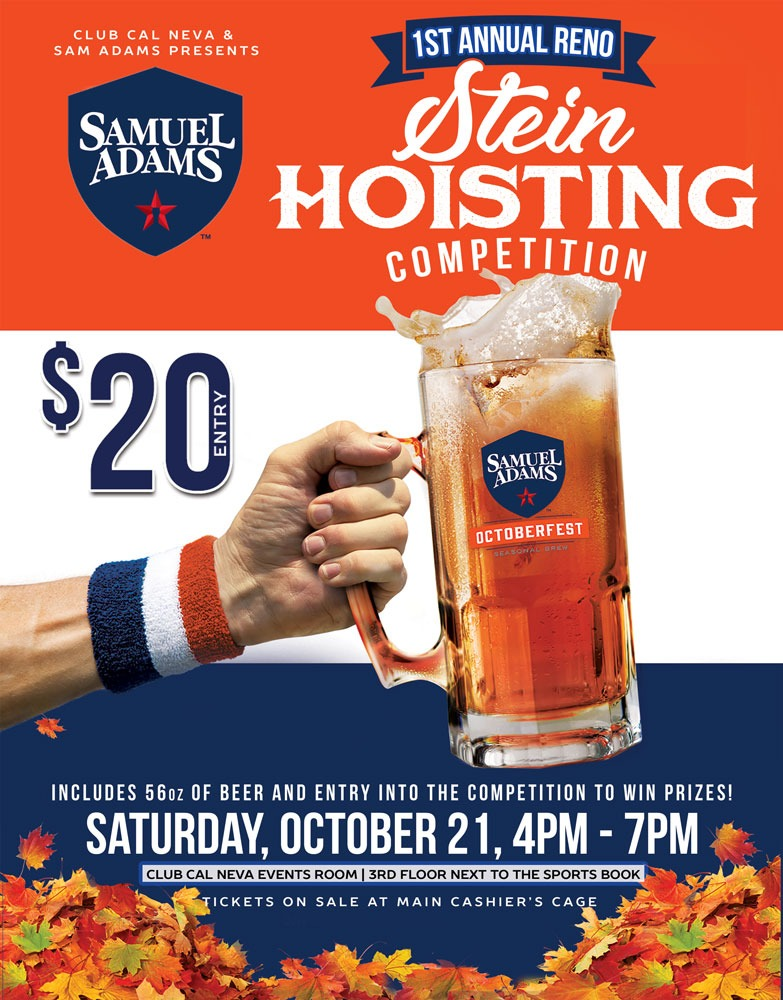 Stein Hoisting Competition